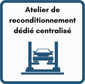 atelier de reconditionnement